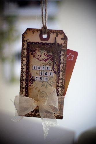 Gift Card Tag